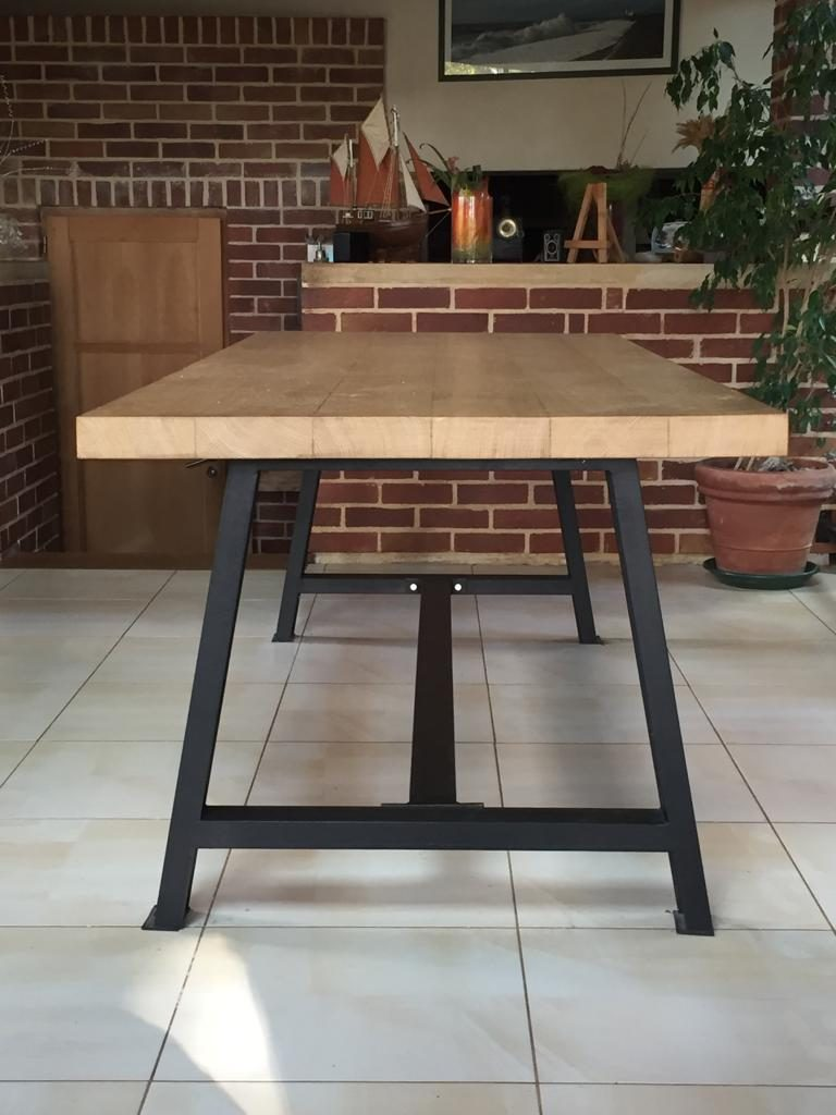 table-pieds